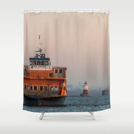 Alice & Kate Shower Curtain