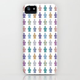 DNA_Busts iPhone Case