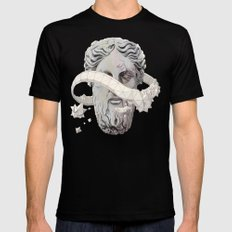 In principio Mens Fitted Tee LARGE Black