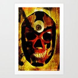 EL Keife Art Print