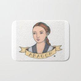 Catherine of Aragon Bath Mat