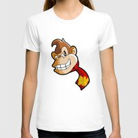 donkey kong T-shirts featuring DONKEY KONG DIGITAL ART by studio1six