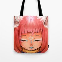 celestial Tote Bags featuring Celestial by Alterant