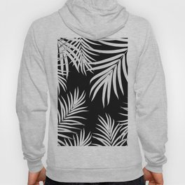 Palm Leaves Pattern Summer Vibes #4 #tropical #decor #art #society6 Hoody