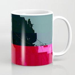 Trieste Glitch 01 Coffee Mug