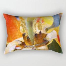 The last Dance Rectangular Pillow