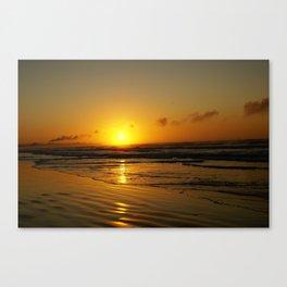 Carters Beach, West Port  -  New Zealand Canvas Print