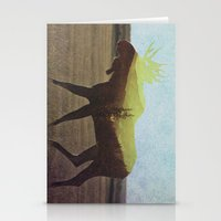 moose Stationery Cards featuring Moose by Andreas Lie