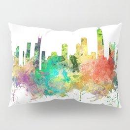 Chicago, Illinois Skyline SP Pillow Sham