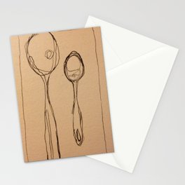 Spoons Stationery Cards