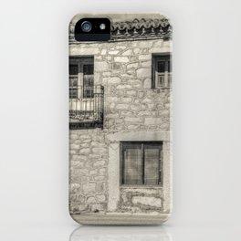 Windows #7 iPhone Case