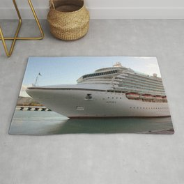 MV Azura cruise ship Rug