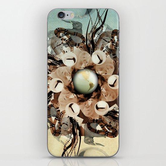 viper in the mix iPhone & iPod Skin