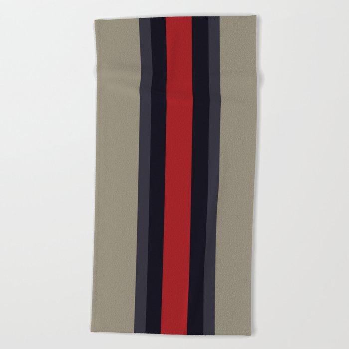 designer beach towels fake designer high fashion designer style stripes beach towel by pat71896 society6