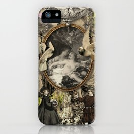 La NymPhe iPhone Case