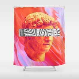 Kavinsky Shower Curtain