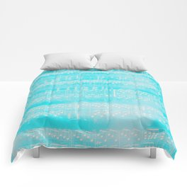 Schubert Sheet Music - Impromptu (v2) Comforters