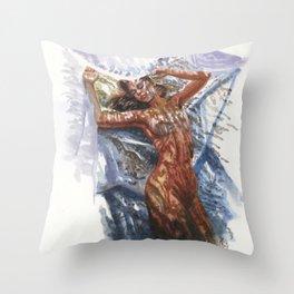 Dappled Throw Pillow