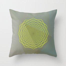 Geometrical 002 Throw Pillow