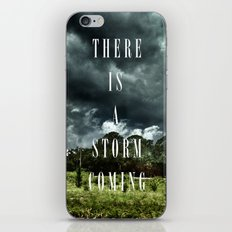 Storm iPhone & iPod Skin