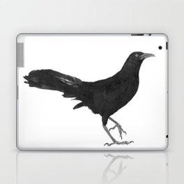 Great-tailed grackle Laptop & iPad Skin