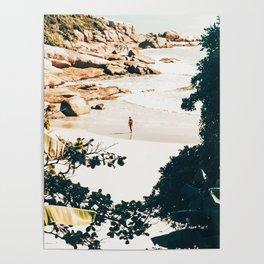 Solo Traveler || #illustration #travel Poster