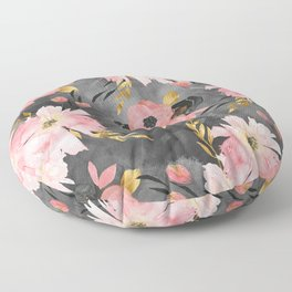 Night Meadow Floor Pillow