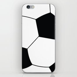 World Cup Soccer Ball - 1970 iPhone Skin