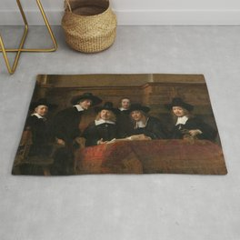 The Syndics of the Amsterdam Drapers' Guild Rug