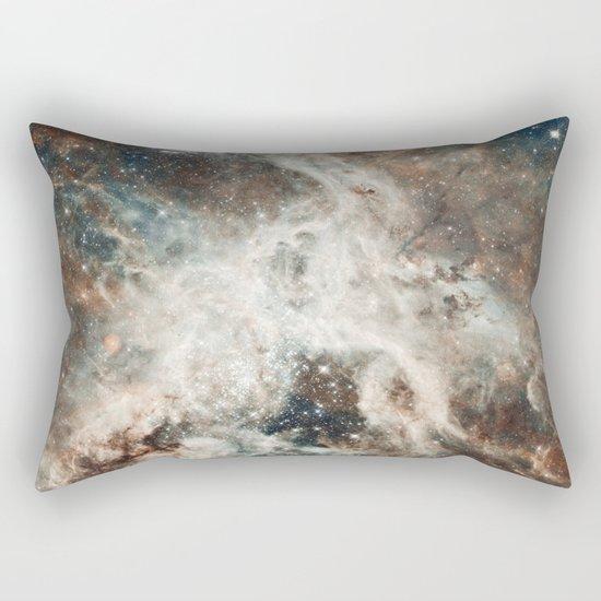 Space 08 Rectangular Pillow