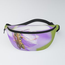 Paper Wasp 1 Fanny Pack