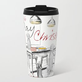 FIFTH DAY OF CHRISTMAS WEIMS Travel Mug