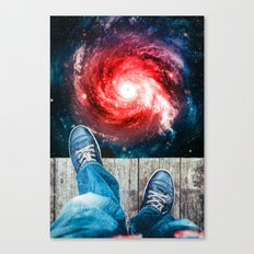 Edge Of The Universe Canvas Print