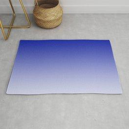 Ombre Zaffre Blue Duotone Rug