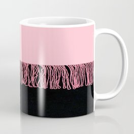 piNk FriNgInG Coffee Mug