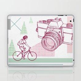 Memory Lane Laptop & iPad Skin