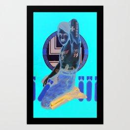 Der Fliegen Fuhrer Art Print