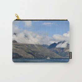 View from the Queenstown Harbour Carry-All Pouch