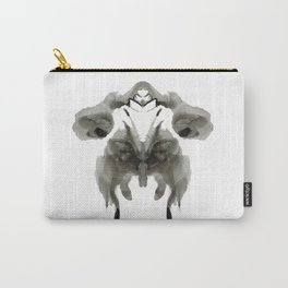 Rorschach Boxer Carry-All Pouch