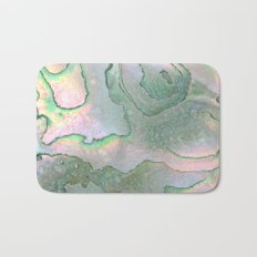 Shell Texture Bath Mat