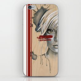 War Paint iPhone Skin