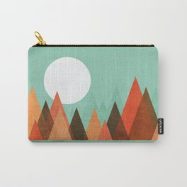 From the edge of the mountains Carry-All Pouch