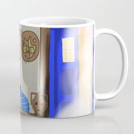 HOO-WHO Coffee Mug
