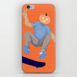 Stay Rad, Yo (v3) iPhone Skin
