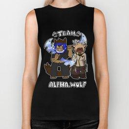Team AlphaWulf Biker Tank