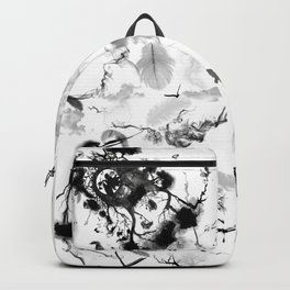 Black Angel Backpack