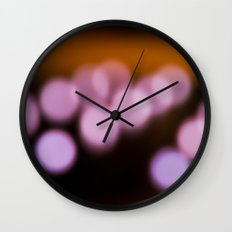 Boh! Keh? Wall Clock