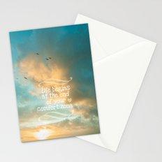 Life Begins Design Stationery Cards