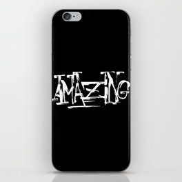Amazing iPhone Skin