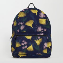 Ginkgo Blossoms Backpack